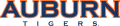 Auburn Tigers 2006-Pres Wordmark Logo iron on sticker