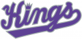 Sacramento Kings 2005-2013 Alternate Logo iron on sticker