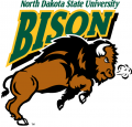 North Dakota State Bison 2005-2011 Alternate Logo 03 decal sticker