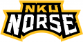 Northern Kentucky Norse 2005-2015 Wordmark Logo decal sticker