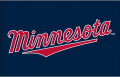 Minnesota Twins 2011-Pres Jersey Logo iron on sticker