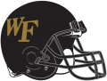 Wake Forest Demon Deacons 2007-2018 Helmet Logo iron on sticker