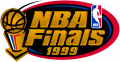 NBA Finals 1998-1999 Logo decal sticker