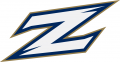 Akron Zips 2002-2013 Alternate Logo iron on sticker