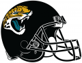 Jacksonville Jaguars 2018-Pres Helmet Logo iron on sticker