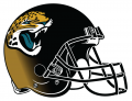 Jacksonville Jaguars 2013-2017 Helmet Logo iron on sticker