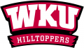Western Kentucky Hilltoppers 1999-Pres Wordmark Logo 05 iron on sticker