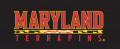 Maryland Terrapins 1997-Pres Wordmark Logo 14 decal sticker