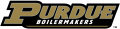 Purdue Boilermakers 1996-2011 Wordmark Logo 02 iron on sticker