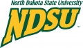 North Dakota State Bison 2005-2011 Wordmark Logo 02 decal sticker