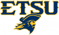 ETSU Buccaneers 2014-Pres Secondary Logo iron on sticker