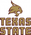 Texas State Bobcats 2008-Pres Alternate Logo 03 decal sticker