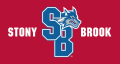 Stony Brook Seawolves 2008-Pres Alternate Logo 03 iron on sticker