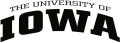 Iowa Hawkeyes 2002-Pres Wordmark Logo 02 iron on sticker