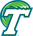 Tulane Green Wave 2014-Pres Secondary Logo decal sticker