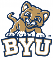 Brigham Young Cougars 1999-Pres Misc Logo 02 iron on sticker