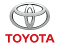 Toyota Logo 03 iron on sticker
