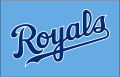 Kansas City Royals 2008-2011 Jersey Logo decal sticker