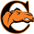 Campbell Fighting Camels 2008-Pres Alternate Logo 02 decal sticker