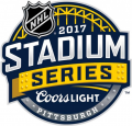 NHL Stadium Series 2016-2017 Logo iron on sticker