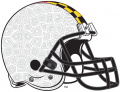 Maryland Terrapins 2000-Pres Helmet 01 decal sticker