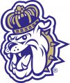 James Madison Dukes 2013-2016 Alternate Logo 02 decal sticker