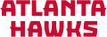Atlanta Hawks 2015-16 Pres Wordmark Logo iron on sticker