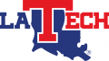 Louisiana Tech Bulldogs 2008-Pres Primary Logo decal sticker
