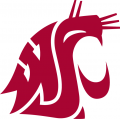 Washington State Cougars 1995-Pres Primary Logo decal sticker