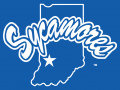 Indiana State Sycamores 1991-Pres Alternate Logo 03 iron on sticker