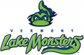 Vermont Lake Monsters 2014-Pres Primary Logo decal sticker