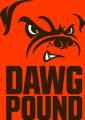 Cleveland Browns 2015-Pres Misc Logo decal sticker