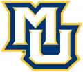 Marquette Golden Eagles 2005-Pres Secondary Logo 02 decal sticker