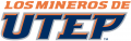UTEP Miners 1999-Pres Wordmark Logo decal sticker