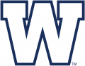 Winnipeg Blue Bombers 2012-Pres Primary Logo iron on sticker