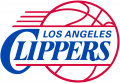 Los Angeles Clippers 2010-2014 Primary Logo iron on sticker