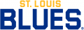 St. Louis Blues 2016 17-Pres Wordmark Logo decal sticker