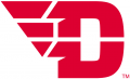 Dayton Flyers 2015-Pres Primary Logo iron on sticker