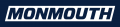 Monmouth Hawks 2014-Pres Wordmark Logo 04 decal sticker