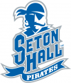 Seton Hall Pirates 1998-Pres Alternate Logo 04 decal sticker