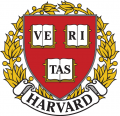 Harvard Crimson 1636-Pres Alternate Logo decal sticker