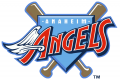 Los Angeles Angels 1997-2001 Primary Logo decal sticker