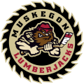 Muskegon Lumberjacks 2012 13-Pres Primary Logo iron on sticker