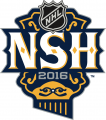 NHL All-Star Game 2015-2016 Alternate 02 Logo iron on sticker