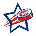 Montreal Canadiens Hockey Goal Star logo decal sticker