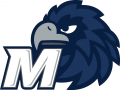 Monmouth Hawks 2014-Pres Alternate Logo 01 decal sticker