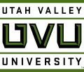 Utah Valley Wolverines 2006-Pres Alternate Logo iron on sticker