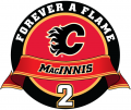 Calgary Flames 2011 12 Special Event Logo decal sticker