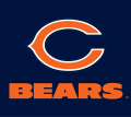 Chicago Bears 1974-Pres Wordmark Logo 02 decal sticker