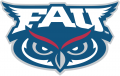 Florida Atlantic Owls 2005-Pres Alternate Logo 01 decal sticker